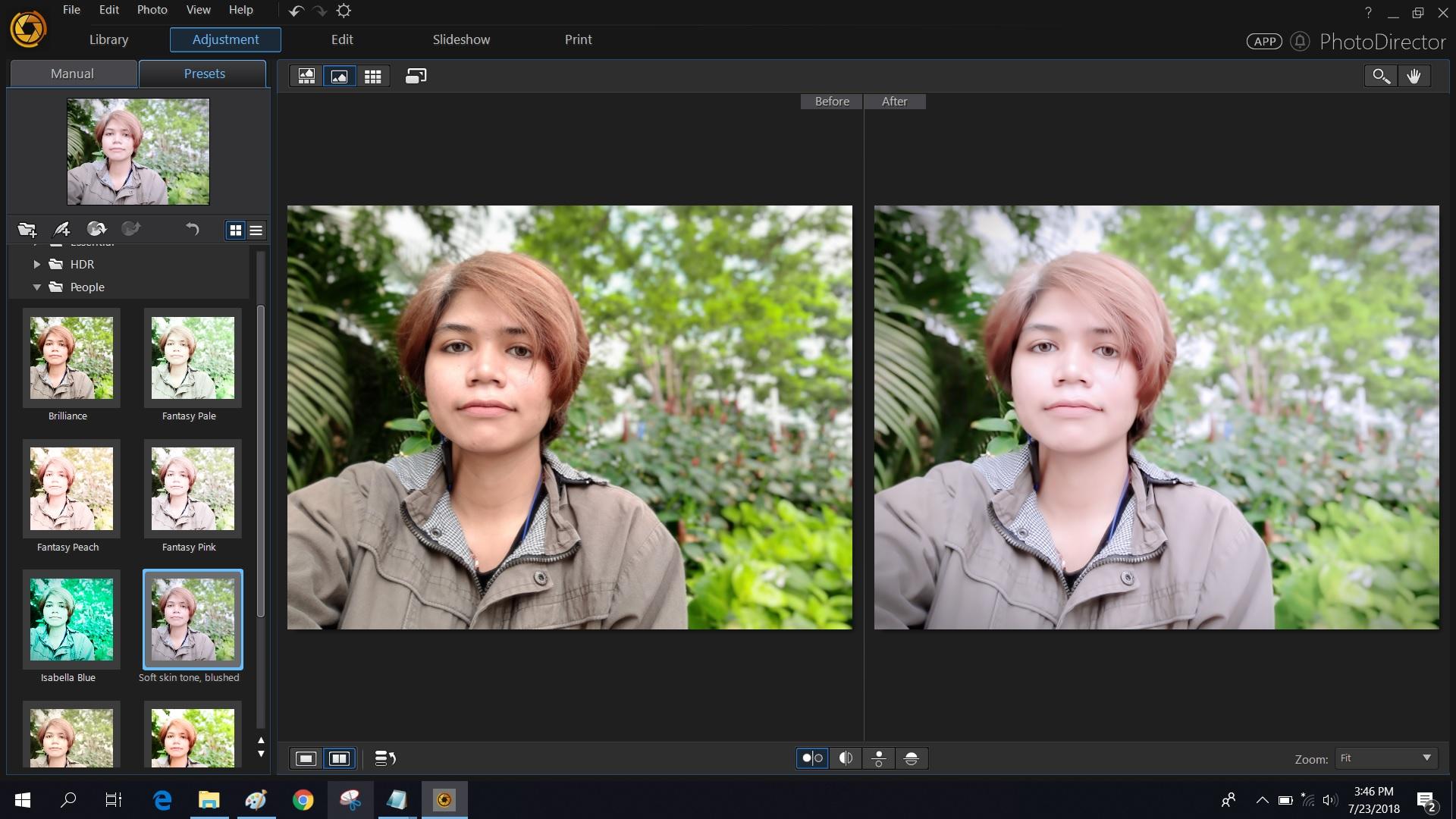 ASUS juga menambangkan aplikasi Director8 dan PowerDirector yang berfungsi untuk mengedit foto dan video