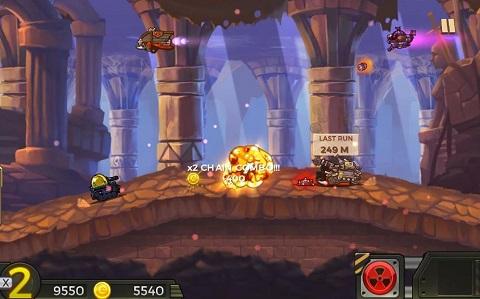 Touchten Luncurkan Game Action Baru, Touch Tank