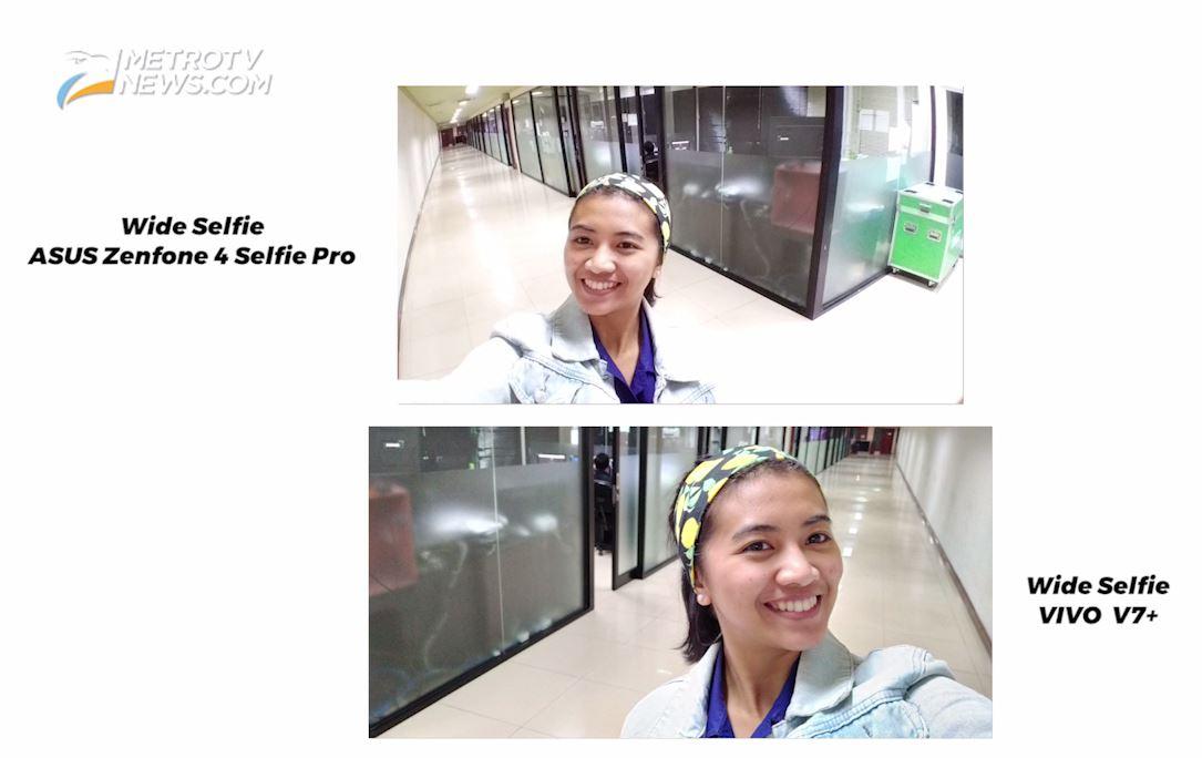 ASUS ZenFone 4 Selfie Pro vs Vivo V7+, Mana Paling Oke?