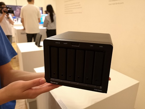 Synology Pamer Mesh, NAS, dan Software di Computex 2018