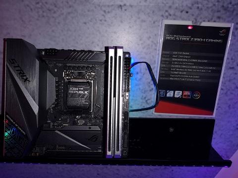 Melihat Lebih Dekat Jajaran Motherboard Gaming ASUS Z390