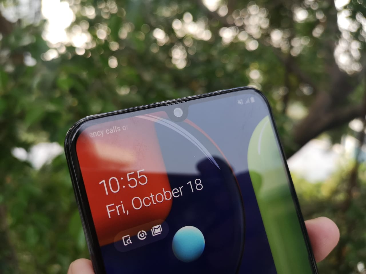 Samsung Galaxy A50s, Unik dan Kekinian