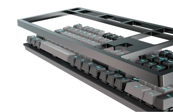 Dareu A840, Keyboard Gaming Menarik dan Penuh Potensi
