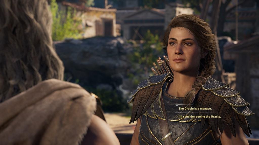 Pengalaman Menjadi Kassandra Di Assassin S Creed Odyssey Medcom Id