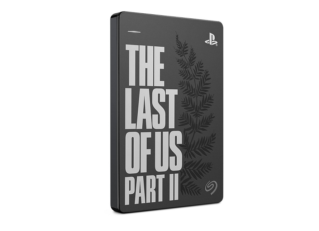 Review Seagate Game Drive The Last of Us Part II