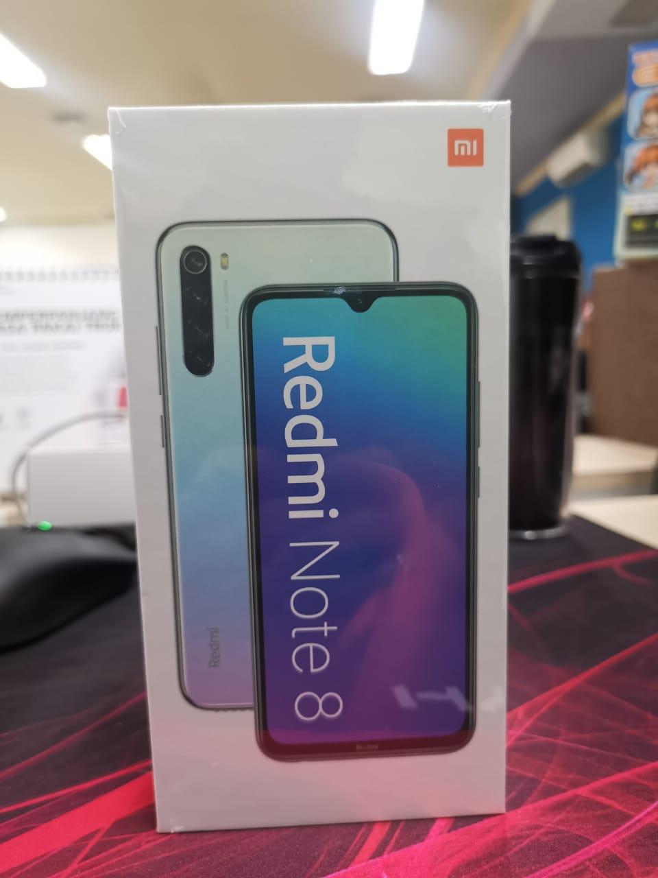 Seperti Apa Isi Kotak Redmi Note 8?