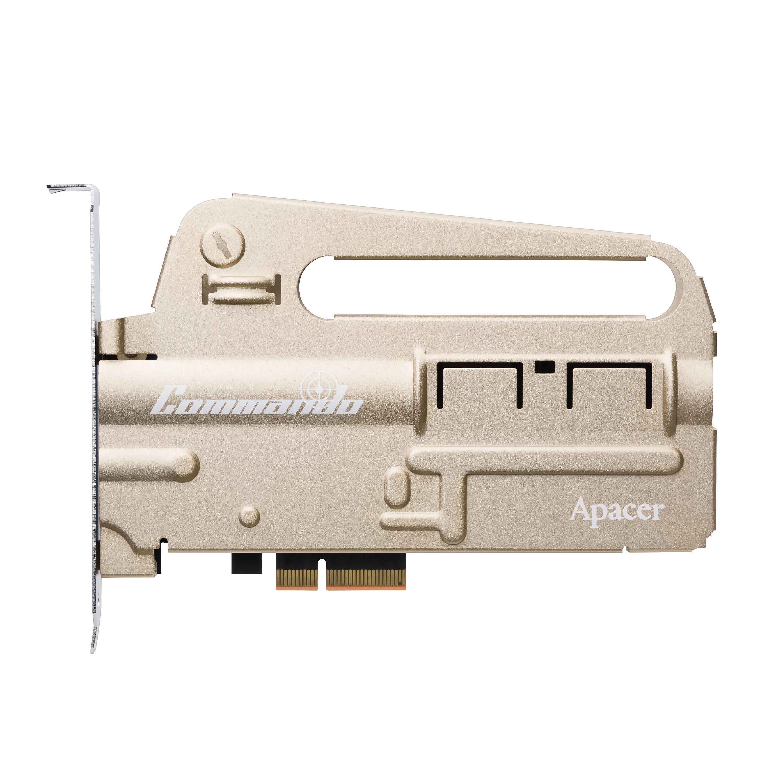 SSD Baru Apacer Pakai Tampilan Ala Senapan