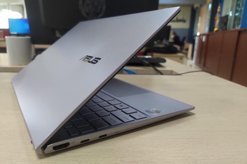 Asus ZenBook 13 UX325, Minimalis Menarik