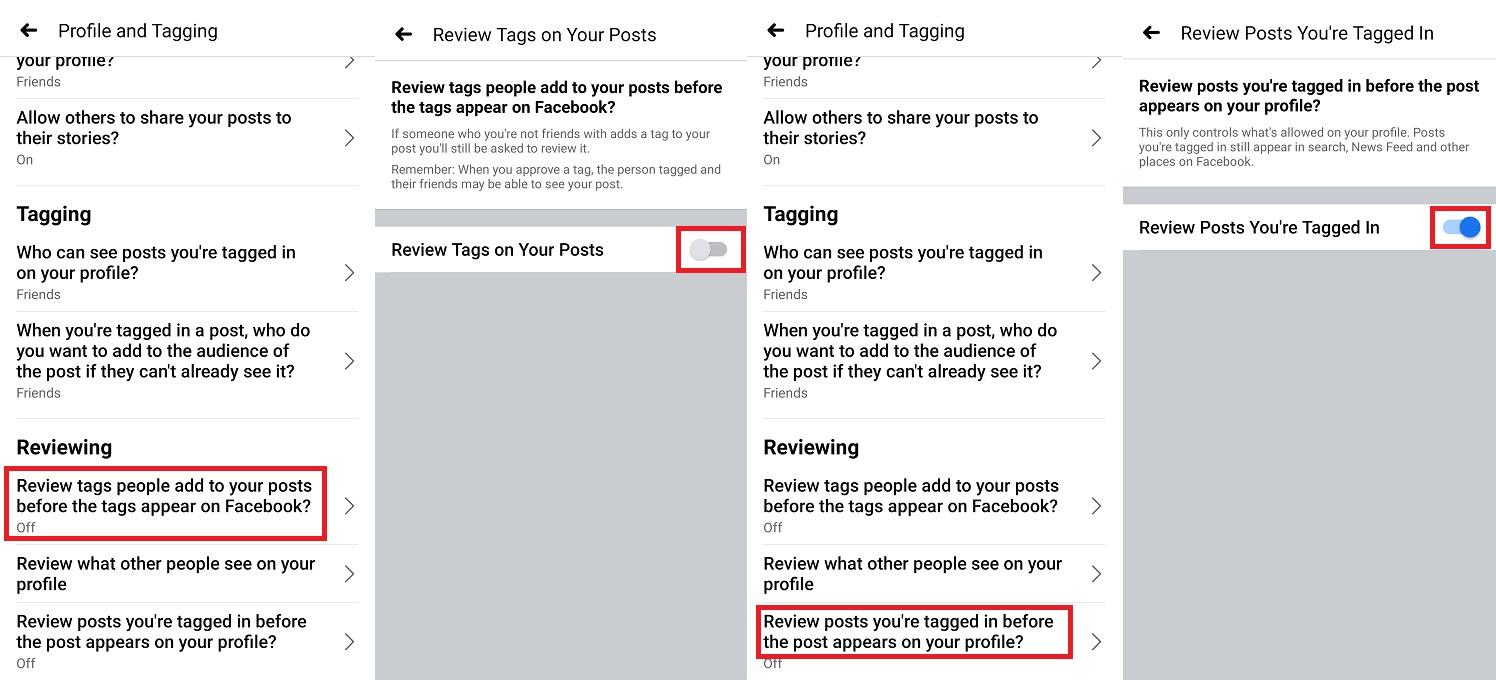Tips Agar Tidak Kena Tag Akun Asing di Facebook