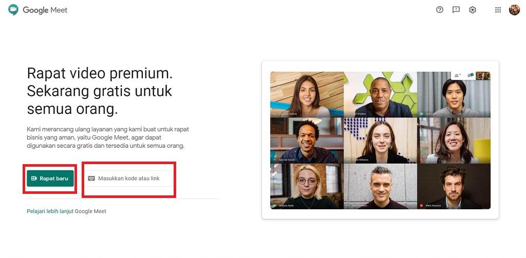 Ini Cara Buramkan Latar Belakang di Google Meet