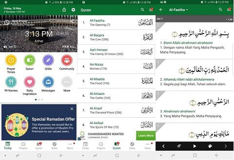 Giatkan Baca Al-Qur'an Selama Ramadan via Aplikasi Ini