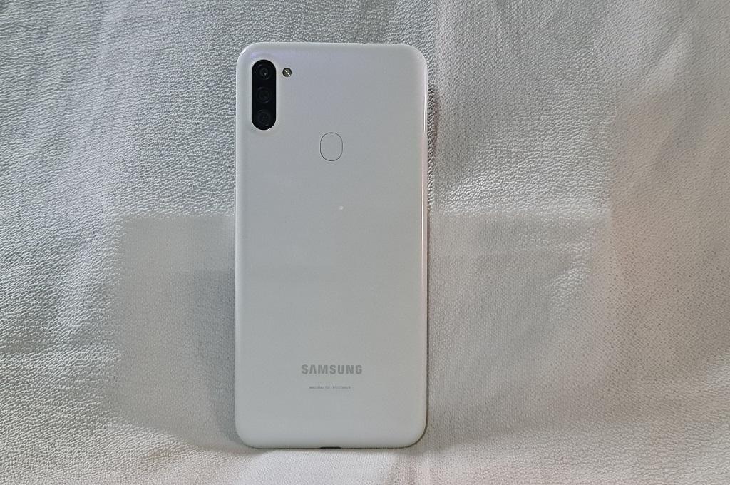 Samsung Galaxy A11, Desain Premium dan Baterai Tahan Lama