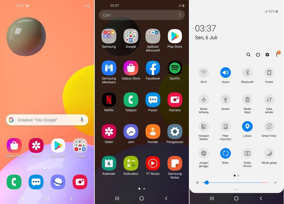 Samsung Galaxy A11 Desain Premium Dan Baterai Tahan Lama