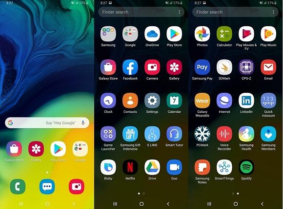 Samsung Galaxy A80, Si Ponsel Berkamera Unik