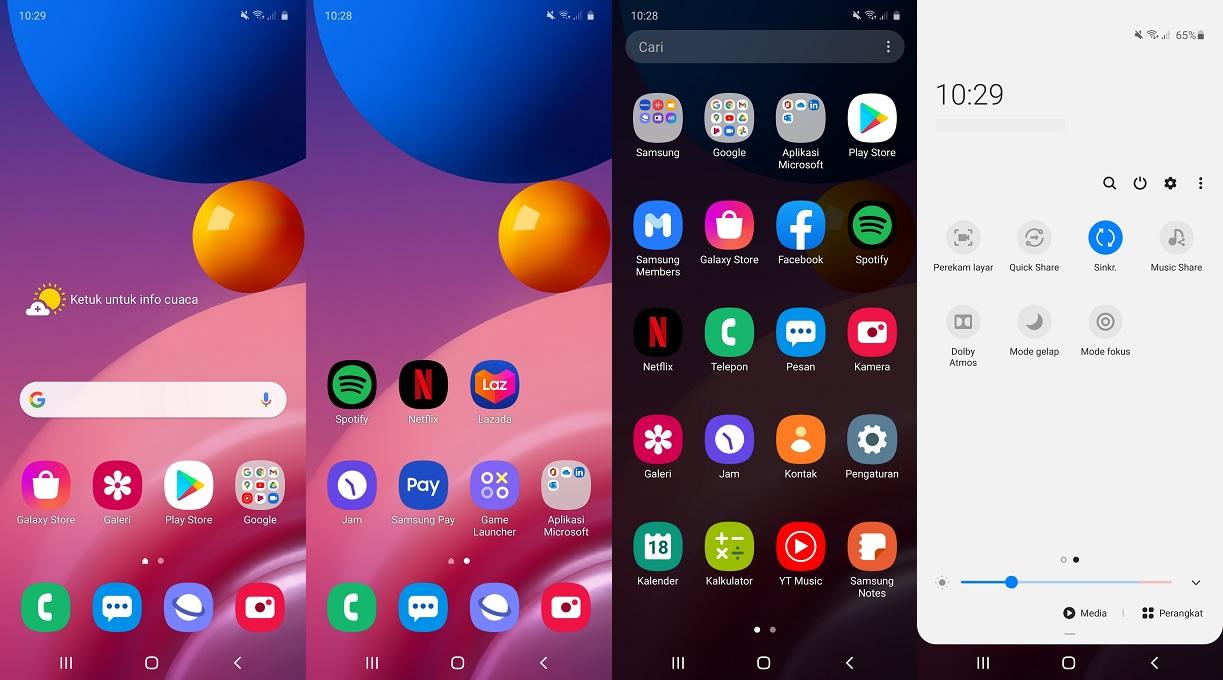 Samsung Galaxy M51, Si Baterai Luar Biasa