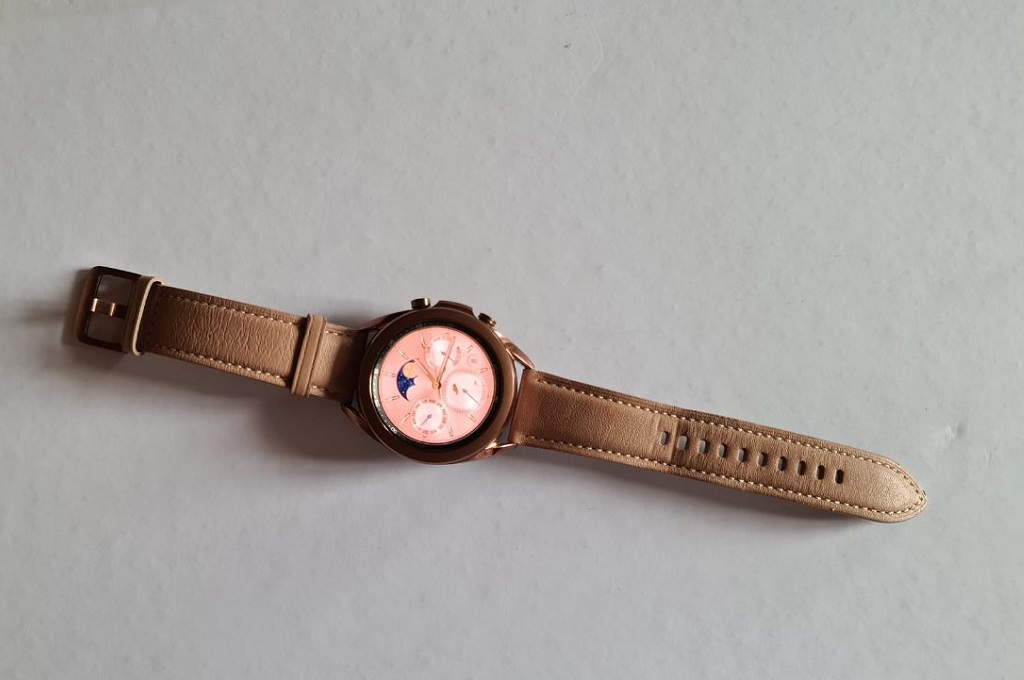 Samsung Galaxy Watch 3, Menawan Hampir Lengkap