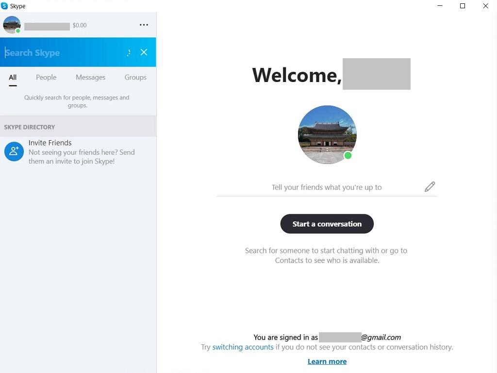 Alternatif Zoom, Begini Cara Pakai Skype