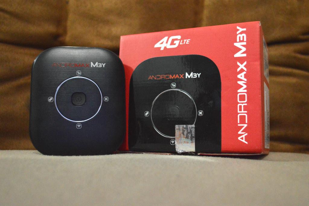 Smartfren Andromax M3Y, Baterai Lebih Besar
