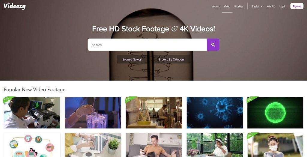 Ini 6 Situs Unduh Video Footage Gratis