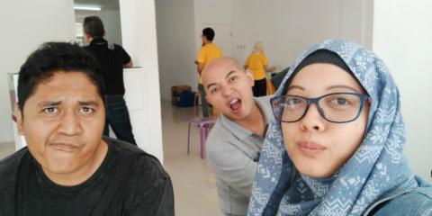 Vivo V7+, Layar Luas Manjakan Pecinta Selfie