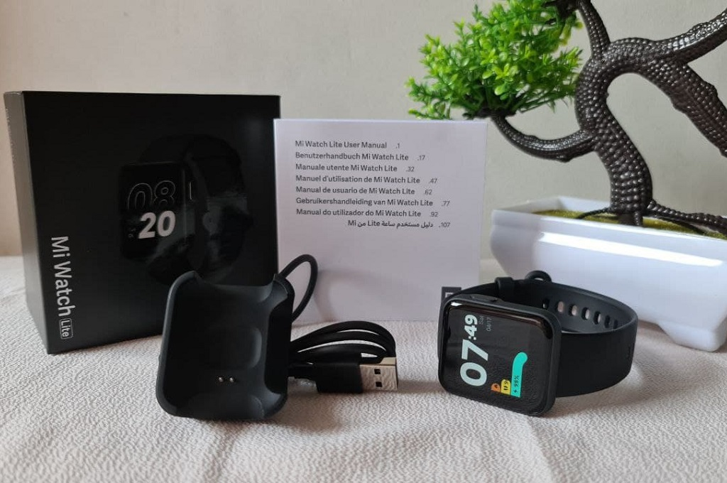Xiaomi Mi Watch Lite, Terjangkau, Trendi, Berguna