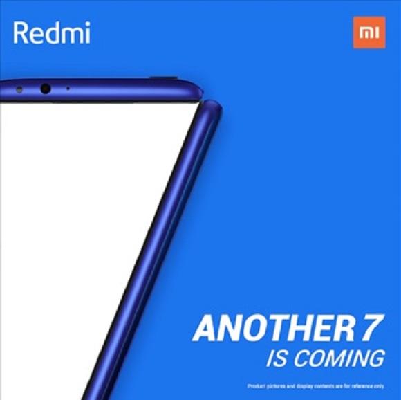 Xiaomi Segera Bawa Redmi 7 ke Indonesia