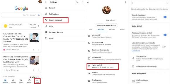 Begini Cara Nonaktifkan Google Assistant
