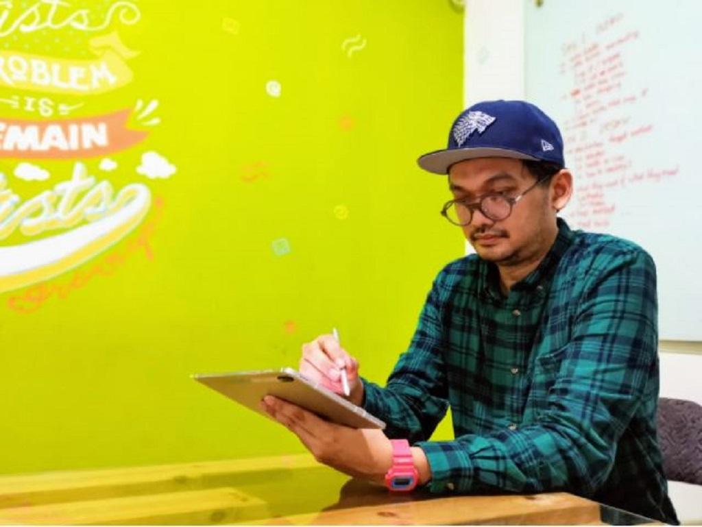 Pakai Tablet Ini, Kerja di Rumah Tetap Bikin Dapur Ngebul