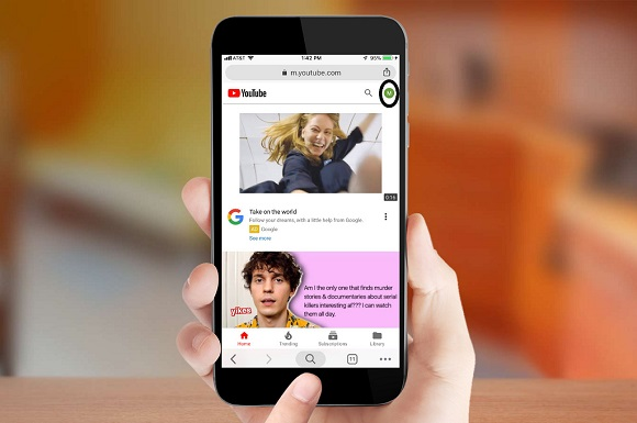 Begini Cara Bersihkan Riwayat YouTube