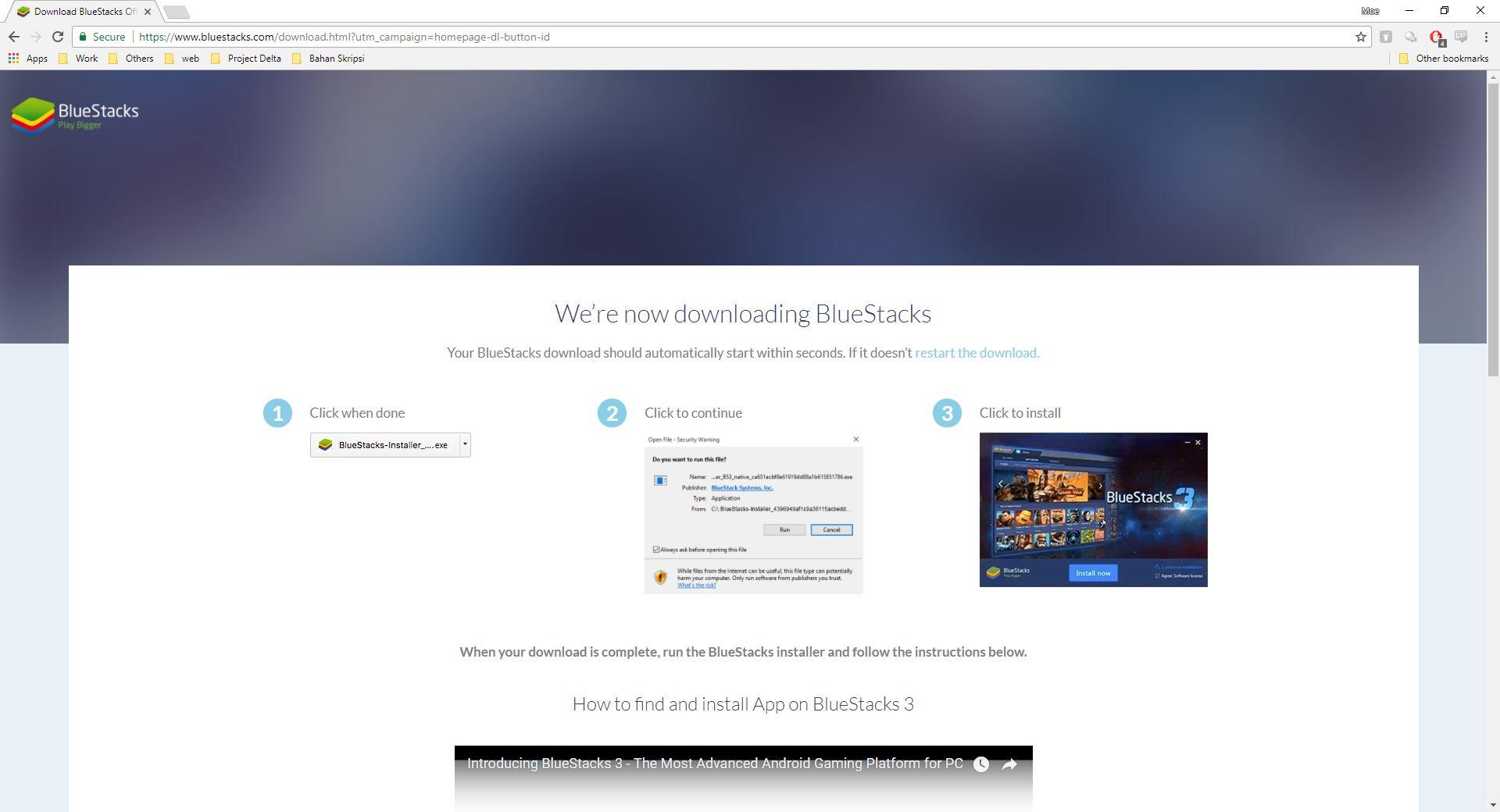 Cara instal aplikasi android di pc tanpa bluestack,medcom id