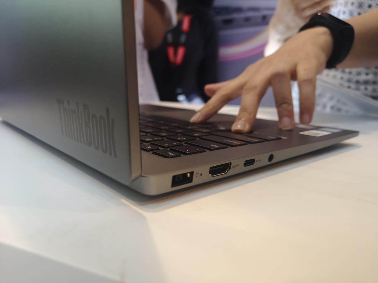 ThinkBook Jadi Varian Baru Lenovo, Targetkan Pengusaha Muda
