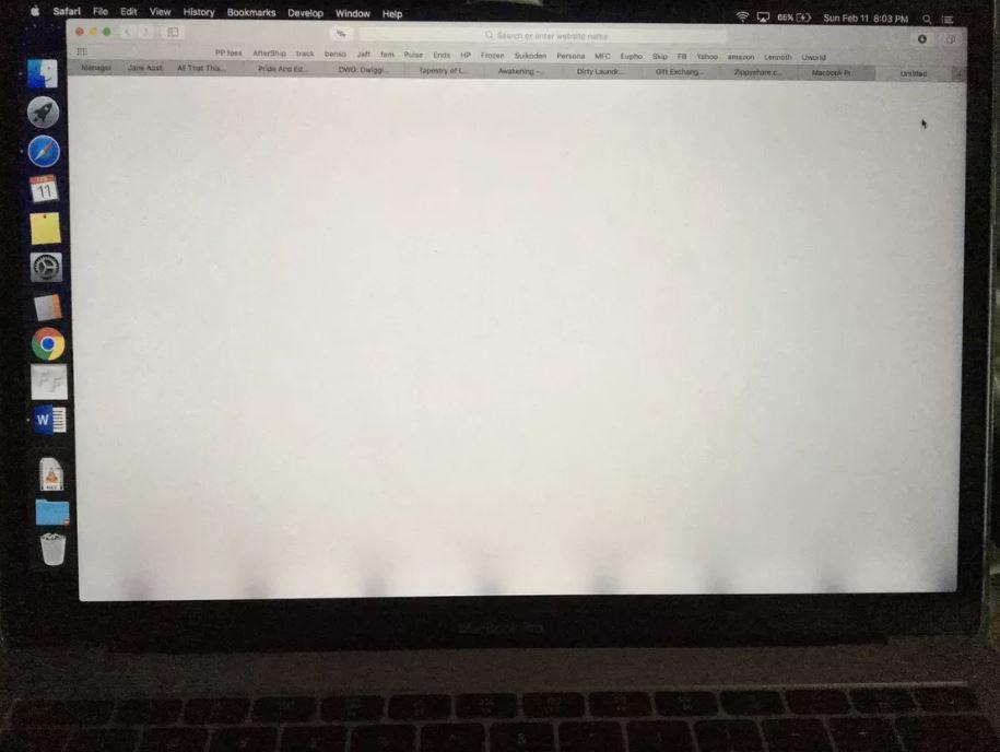 MacBook Pro Punya Masalah Hardware Baru?