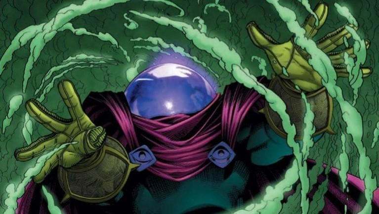 Siapa Mysterio di Spider-Man: Far From Home?