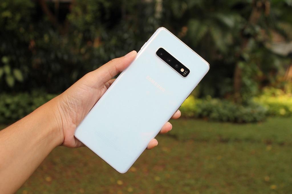 Samsung Galaxy S10 Plus, Serba Bisa