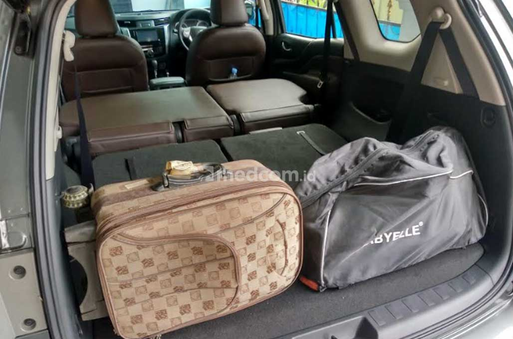 Siasati Barang Bawaan di SUV, agar Kabin Tetap Lapang