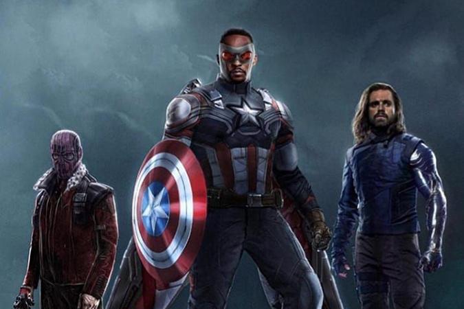 5 Serial dan Film Marvel Tayang di 2021