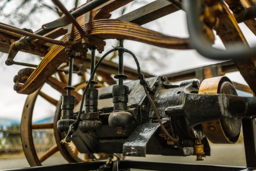 Basis Porsche Taycan sudah Tercipta Sejak 1898?