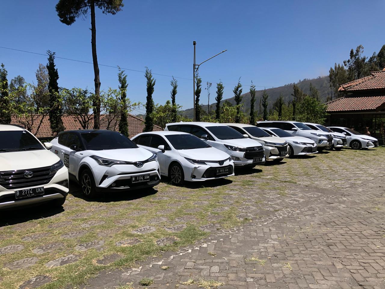 Toyota Riset Kondisi Jalan dan Kebutuhan Indonesia, Buat Apa?
