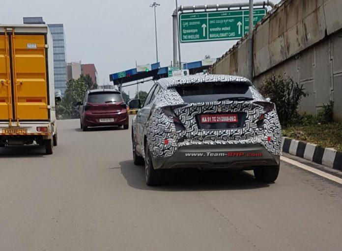 Kawin Silang Toyota C-HR Bermesin Suzuki Ertiga