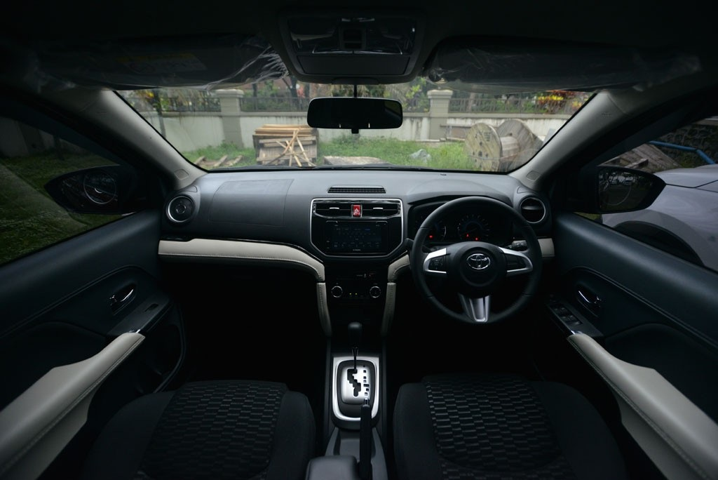 60 Ribu Toyota Rush Harus Recall ECU Airbag