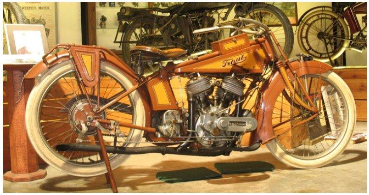 Kisah Unik Penemuan Motor Langka Traub Berumur 100 Tahun