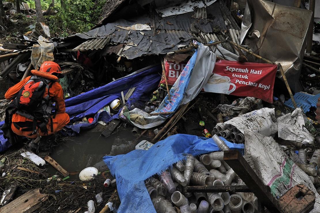Kita Buta Soal Potensi Tsunami Akibat Erupsi