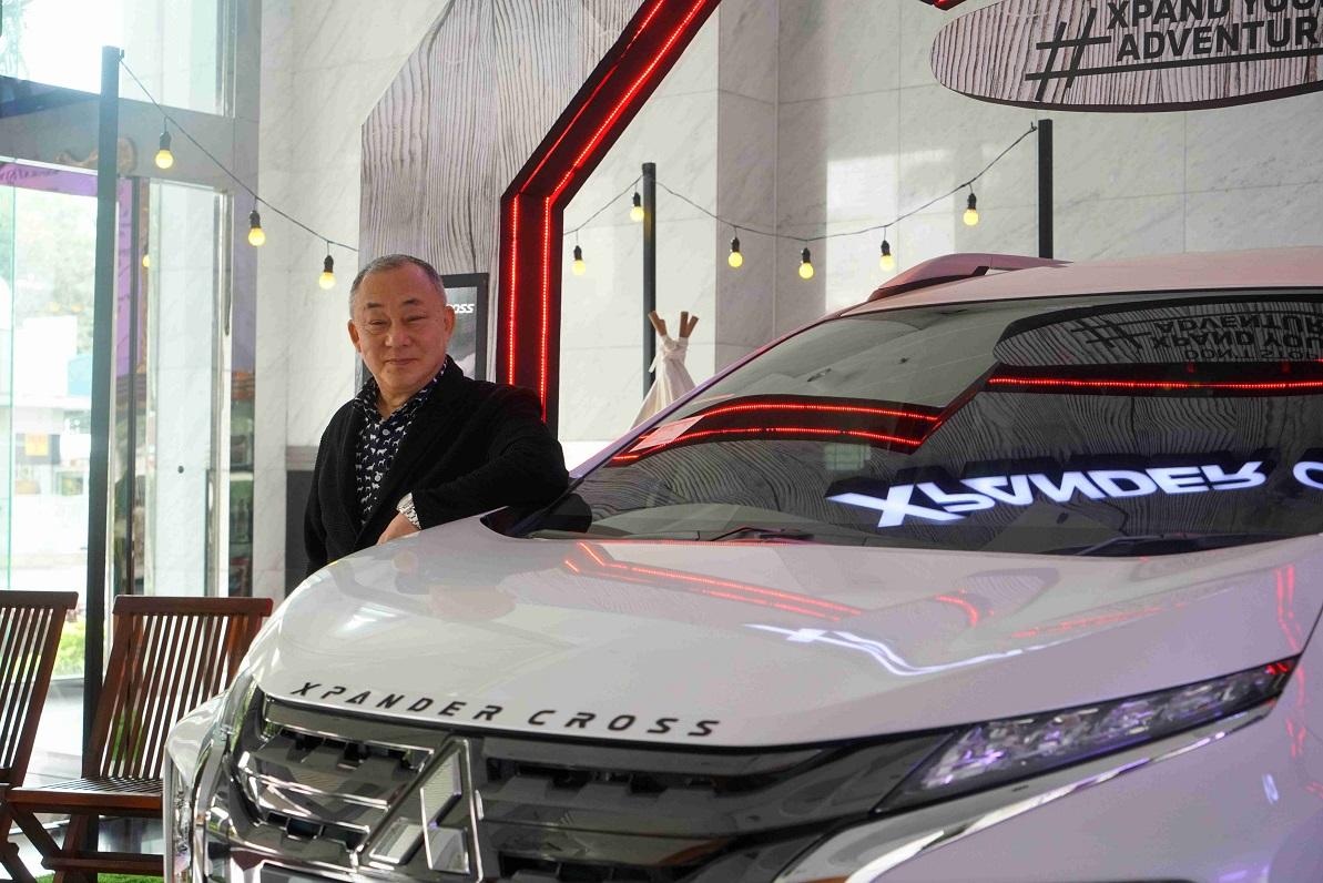 45 Tahun Ketekunan Tsunehiro Kunimoto Menjadi Desainer Kendaraan