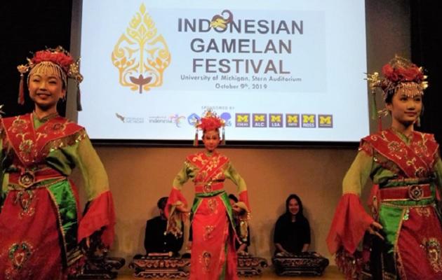 Puncak Indonesian Cultural Caravan Tuai Pujian Publik Michigan