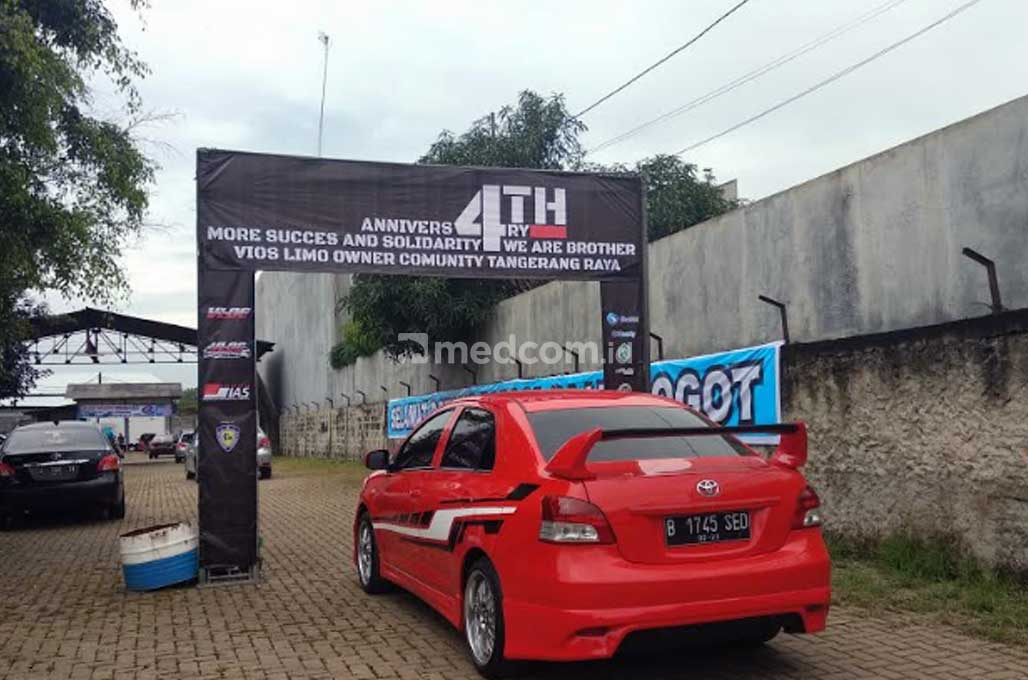 Vios Limo Owner Community Rayakan HUT ke-4