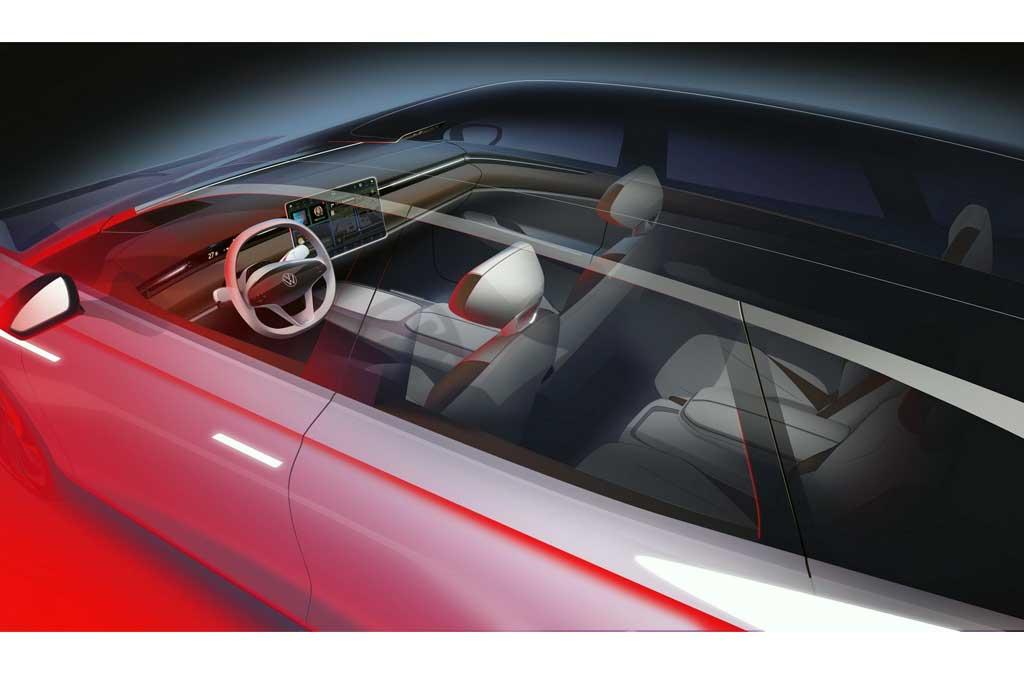 Volkswagen Bakal Ungkap ID Space Vizzion Concept di LA Auto Show