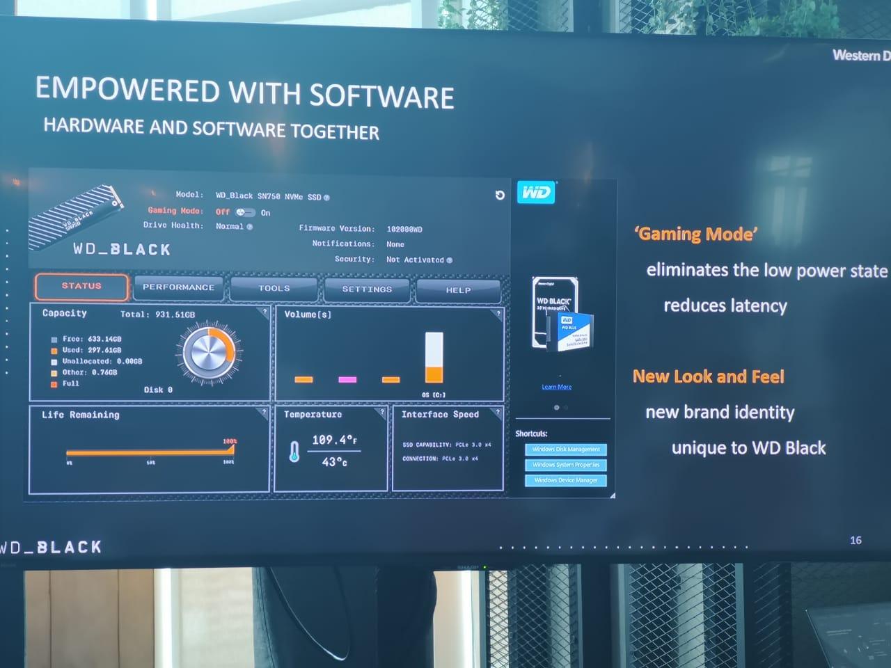 WD Black SN750 1TB, NVMe SSD Kencang untuk Gamer