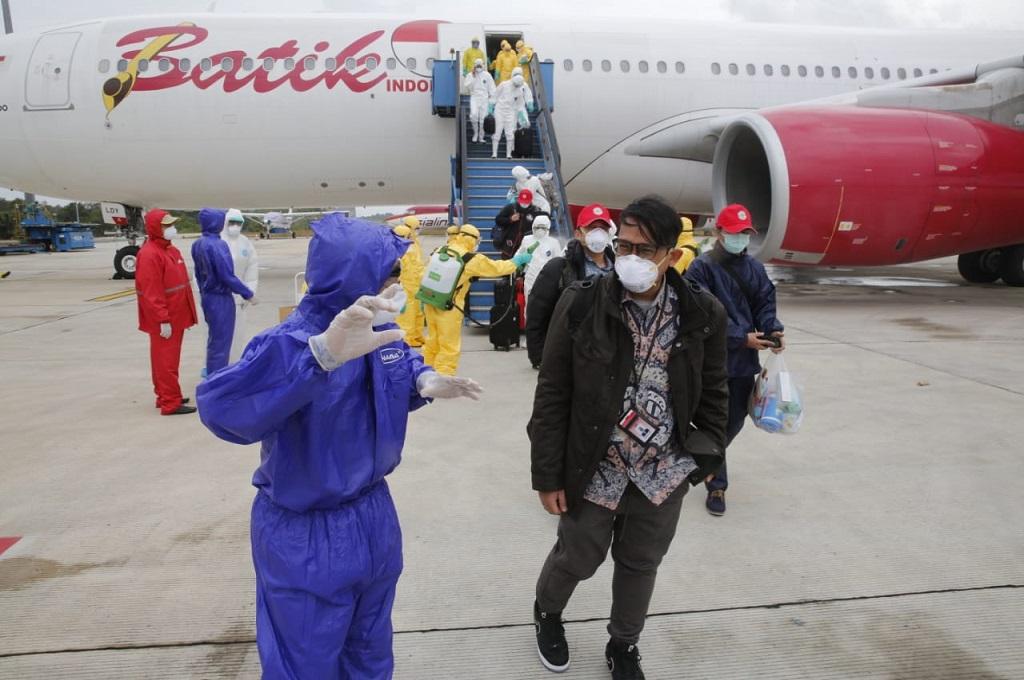 Jokowi Perintahkan Skenario Penanganan Virus Korona Disiapkan