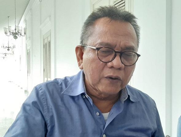 Rapimgab Pengesahan Tatib Pemilihan Cawagub DKI Batal