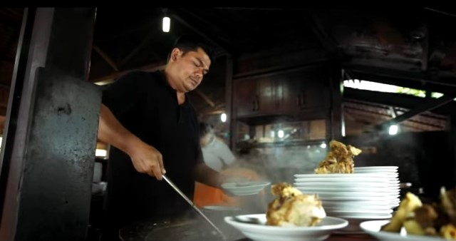 3 Makanan Aceh Favorit Presiden Jokowi